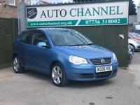 2006 Volkswagen Polo 1.2 S 3dr