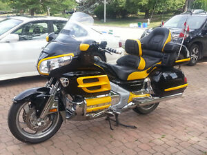 2008 One Of a kind Honda Goldwing GL1800