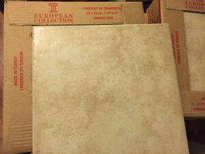 Ceramic Tile - European Collection