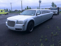 2007 Chrysler 300-Series limosine Berline