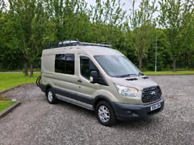 Ford transit trend 2016 campervan