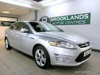 Ford Mondeo 2.0TDCI TITANIUM 140PS [2X FORD SERVICES and DAB RADIO]