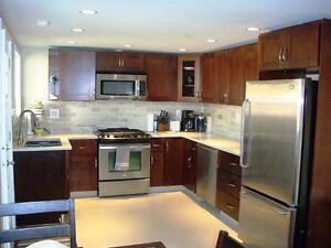 Fully Furnished 2 bedroom suite (Oct 1 - Jan 27)