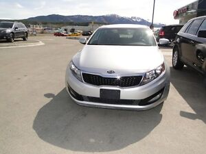 2013 Kia Optima EX Luxury 6AT