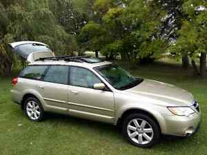 2008 Subaru Outback LIMITED Wagon