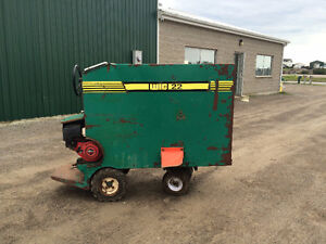 Motorized Grain Cart