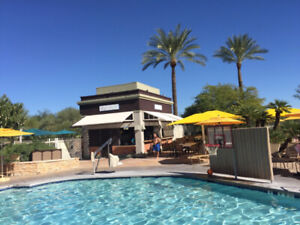 Phoenix for Thanksgiving - Marriott Canyon Villas