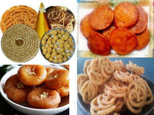 South Indian Sweets and Snacks