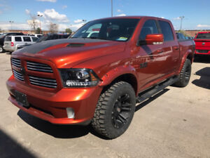 2017 Dodge Power Ram 1500 Copper head Pickup Truck