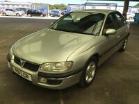 1999 VAUXHALL OPEL OMEGA 36,685 LOW MILES! 2.5 V6 24V! AUTOMATIC AUTO! COLD AIR!