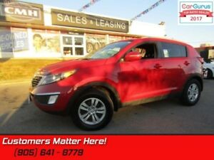 2013 Kia Sportage LX  ALLOYS, BLUETOOTH, POWER GROUP