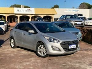 2014 Hyundai i30 GD MY14 Trophy Silver 6 Speed Automatic Hatchback East Victoria Park Victoria Park Area Preview