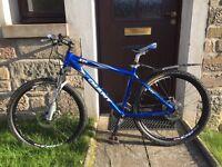 Giant XTC Hardtail Mountain Bike