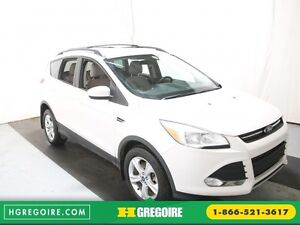 2013 Ford Escape SE AWD 2.0 ECOBOOST CUIR NAV