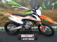KTM SXF 350 Motocross Bike very clean example
