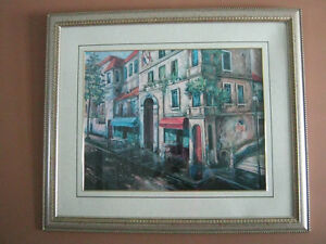*****BEAUTIFUL, QUALITY FRAMED  PICTURE - GREAT DEAL*****