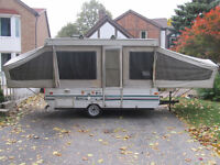 1991 Jayco 1006 Tent Pop Up Trailer 11'