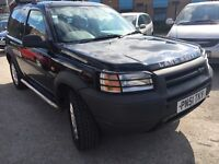 LAND ROVER FREELANDER 2.0 DIESEL TD4 S HARDBACK 3 DOORS MANUAL