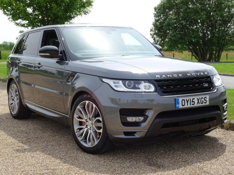 2015 land rover range rover sport sdv6 autobiography dynamic diesel grey automat in orpington. Black Bedroom Furniture Sets. Home Design Ideas