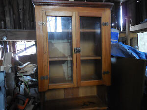 Old Step Back Cabinet Kingston Kingston Area image 1