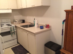 3 1/2 apartment for sublet