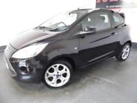 Ford Ka 1.2 2011 Zetec Just 44735 Miles High Spec Lovely Condition