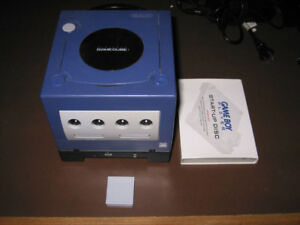 FS: Nintendo Gamecube w/ Game Boy Player and memory card