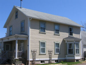 Large, recently renovated HERITAGE HOME in Downtown Sackville