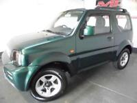 Suzuki Jimny 1.3 JLX 2006 (56) Just 59699 Miles Superb Condition