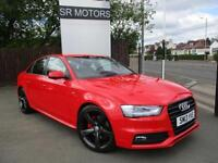2013 Audi A4 2.0TDI ( 143ps ) Black Edition(AUDI HISTORY,BANG &OLUFSEN)