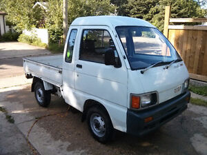Electric Japanese Mini Truck