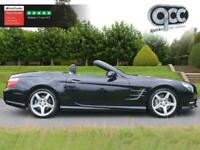 2013 Mercedes-Benz SL500 Auto Convertible Petrol Automatic
