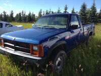 1990 Dodge Dakota 4wd