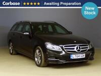 2014 MERCEDES BENZ E CLASS E220 CDI SE 5dr 7G Tronic Estate With Paddle Shift