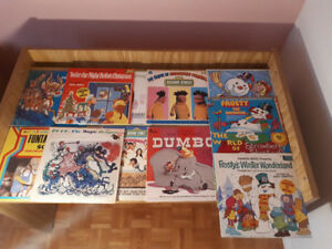 Records for kids
