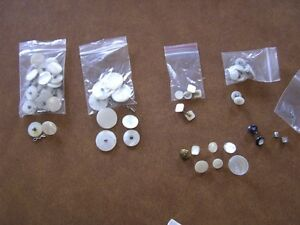 Buttons White London Ontario image 2
