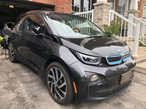 2015 BMW i3 w/ REx - $565/mo short lease takeover! Winter Tires!