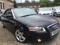 ✿06-Reg Audi A4 CABRIOLET 2.0 TDI Sport 2dr, Convertible, ✿NICE EXAMPLE✿