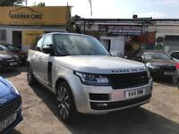 2013 Land Rover Range Rover 4.4 SD V8 Vogue SE SUV 5dr Diesel Automatic 4X4
