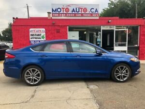 2017 Ford Fusion 4dr SPORT