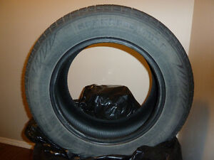 """Set of Four Used 15"""" Winter Tires"""