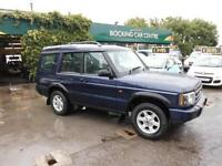 Land Rover Discovery 2.5Td5 () auto 2003GS DIESEL 4X4 6 SEATER EXCELLENT