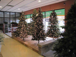 Holiday Decor and Everlasting Pre-Lit Trees on Sale NOW!! Kitchener / Waterloo Kitchener Area image 2