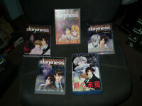 manga descendants of Darkness Collection (DVD, 2003, 4-Disc Set)
