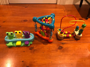 Infant Toys (Infantino, Melissa & Doug, Bright Starts)