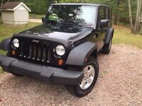 Jeep Wrangler Unlimited X 2008