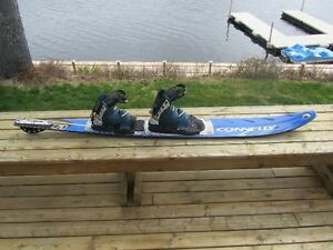 Connelly F1 66 inch Slalom Ski With Double Vision Bindings!!