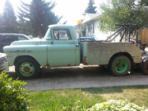 Antique tow truck for sale
