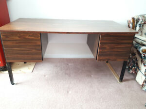 Large Wooden Desk