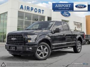 Ford F-150 4WD SuperCab 2016